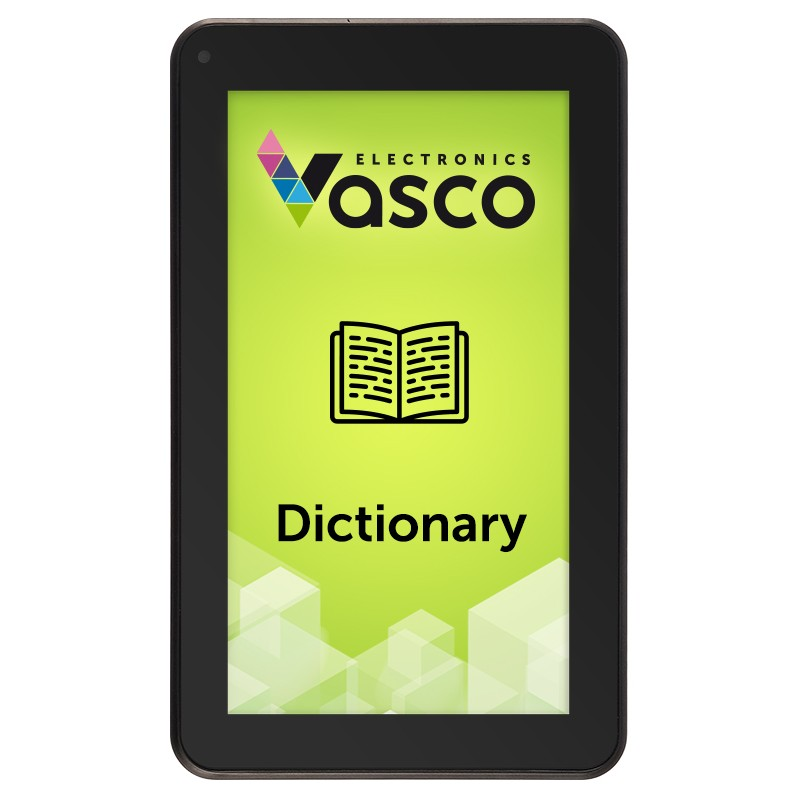 Vasco Dictionary Multilingual Refurbished